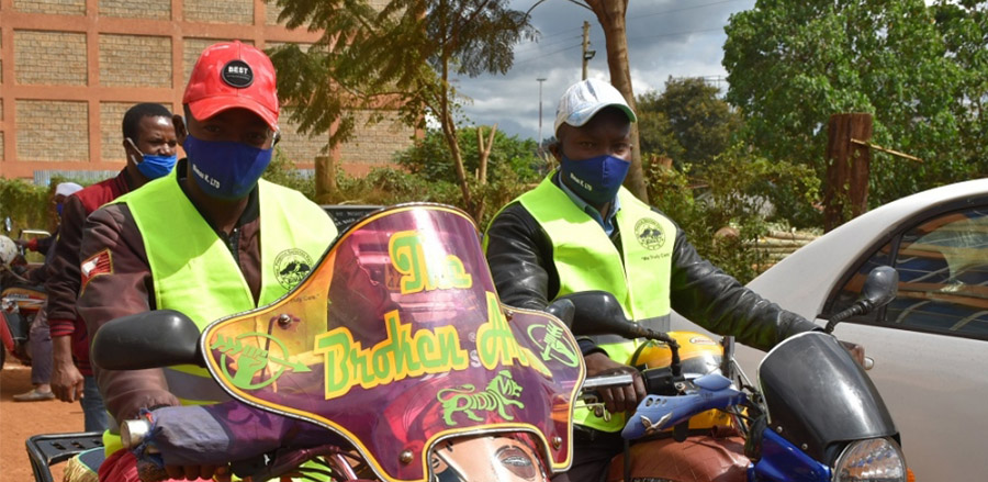 Bimas Supports Its Clients By Providing Them With Masks